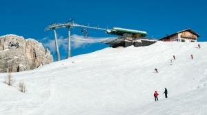 SCiare a Cortina e nel comprensorio del Superski Dolomiti