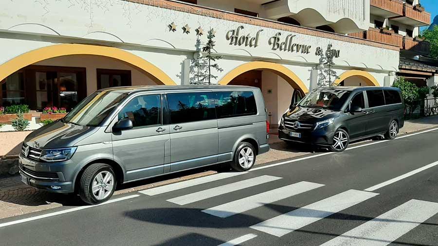 Taxi Cortina d'Ampezzo